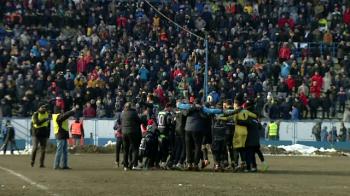 HORA BUCURIEI la Sibiu! Hermannstadt, cea mai mare victorie din istoria clubului! Pelici elimina Steaua pentru al doilea an! VIDEO