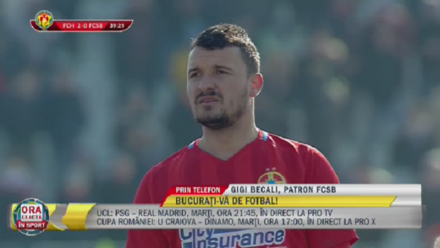 """Razboinici pana la prima balta :) """"Fotbalistii mei de milioane nu mai joaca niciodata pe mocirla! Sezonul viitor iesim in primul tur din Cupa!"""""""