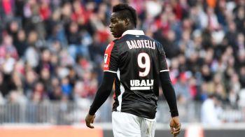"""BATAIE pe atacantul """"de 100 de milioane de euro""""! Doua cluburi uriase vor sa-l aduca pe Balotelli"""