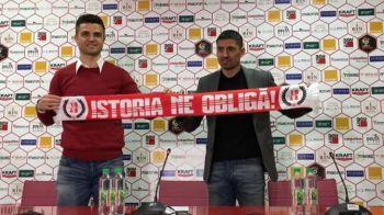 """Bratu, dupa ce Rat a inceput antrenamentele cu Dinamo: """"Doar atat pot sa spun in privinta lui!"""" De ce nu a venit mai devreme in """"Stefan cel Mare"""""""