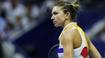 FOTOGRAFIA ZILEI | Cum a fost surprins Andre Agassi la antrenamentul Simonei Halep! Sedinta de pregatire surpriza pentru Simona inainte de Indian Wells
