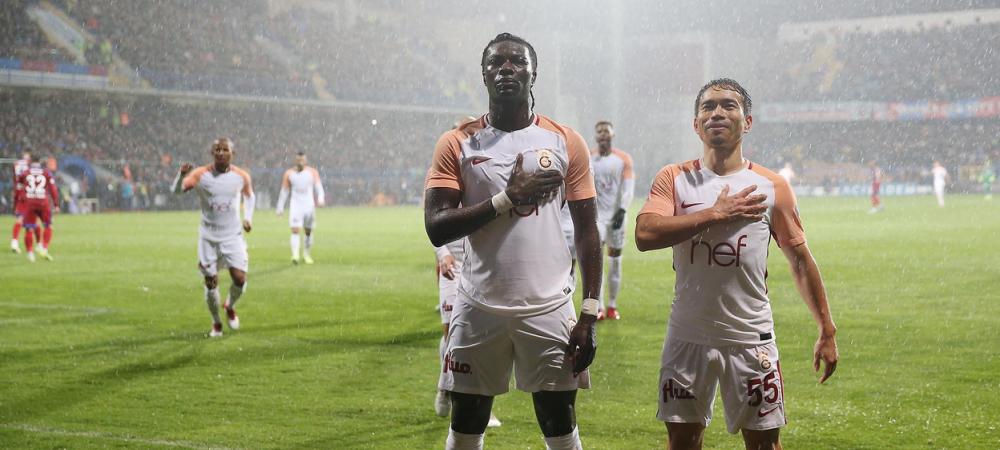 Rezultat SOCANT in Turcia! Galatasaray o SPULBERA pe echipa care a inceput sezonul cu 5 romani in primul 11! Cat a fost scorul la pauza