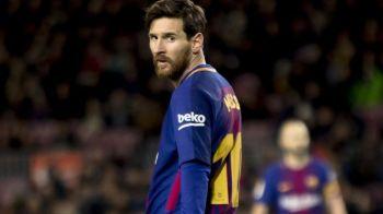 FANTASTIC! ULUITOR! LEGENDA! Performanta incredibila reusita de Messi in meciul cu Atletico: s-a intamplat dupa 25 de minute de la fluierul de start