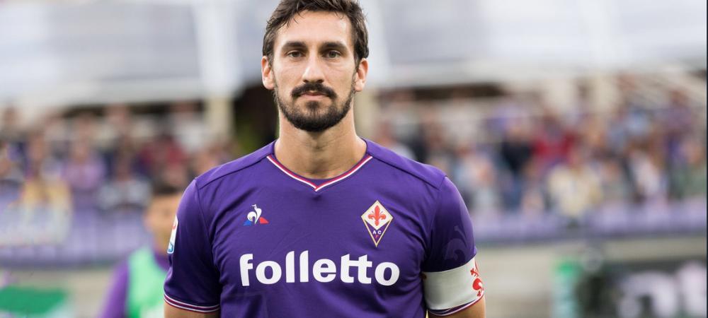 """Luni semna contractul nou. Stabilisem sa-si incheie cariera la Fiorentina!"" Dezvaluiri CUTREMURATOARE ale presedintelui Fiorentinei"