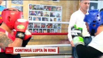 Ei sunt eroii care pot aduce MEDALII pentru Romania! Cum boxeaza campionii in scaun cu rotile