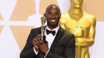Kobe Bryant, premiat la Oscar! Filmul pentru care fostul star din NBA a primit Oscarul