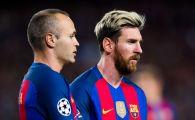 Lovitura crunta pentru Barcelona! Catalanii au batut-o pe Atletico si sunt mai aproape de titlu, dar si-au pierdut capitanul pentru returul cu Chelsea