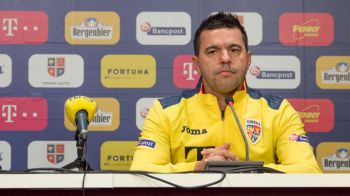 """Are momente in care dispare din joc!"" Jucatorul pe care pariaza Cosmin Contra la nationala! Ce sfat ii da"