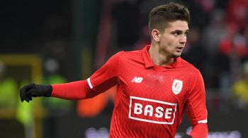 "Razvan Marin, inclus in echipa etapei din Belgia: ""Speranta a devenit jucator cheie la Standard!"""