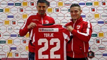 """Torje PLEACA de la Dinamo: """"N-a venit sa se lupte pentru PLAYOUT!"""" Anuntul facut de agentul jucatorului"""