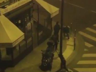 VIDEO | Incidente in Franta! Fanii PSG-ului au luat cu asalt hotelul in care erau cazati jucatorii Realului