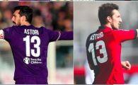 DECIZIE LA UNISON | Fiorentina si Cagliari, gest in memoria lui Astori: tricoul cu numarul 13 a fost retras