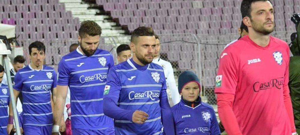 """El e singurul integralist din sezonul regulat al Ligii I! """"Am stat jumatate de an la echipa a doua a lui Dinamo, nu se poate spune ca am trecut pe la Dinamo!"""""""