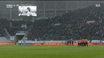 Moment EMOTIONANT de reculegere la Craiova! 25 000 de oameni l-au aplaudat pe Astori. VIDEO