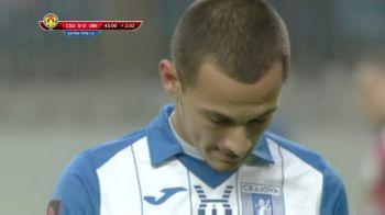 "N-a fost repriza lui! Mitrita, doua BARE cu Dinamo! Penedo, salvatorul ""cainilor"" in prima repriza. VIDEO"