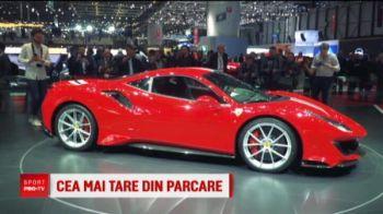 Salonul Auto de la Geneva | Ferrari a lansat cel mai rapid bolid de strada: 488 Pista! VIDEO