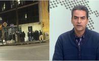 Incident incredibil in Grecia! Ultrasii lui PAOK au luat-o razna dupa decizia comisiilor si au intrat in sediul TELEVIZIUNII NATIONALE!