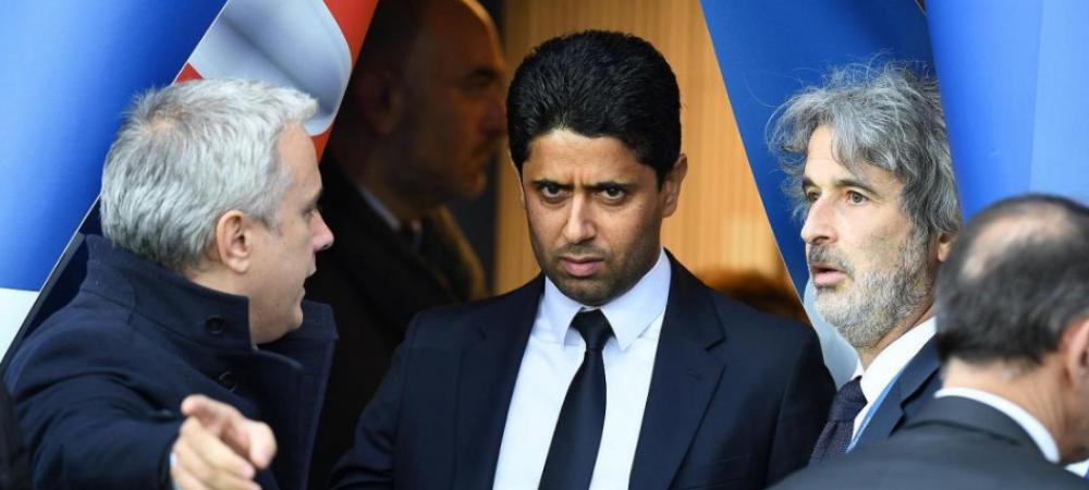 """Seicul lui PSG, suparat dupa o noua eliminare din UCL: a vorbit despre """"momentul care a omorat meciul"""". Emery a reactionat diferit"""