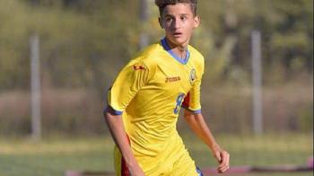 Baiatul lui Gica Popescu a semnat cu Viitorul