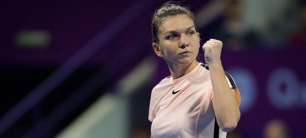 SIMONA HALEP, INDIAN WELLS | Conditia pentru ca Simona sa ramana prima in clasamentul WTA! Cum arata lupta cu Wozniacki