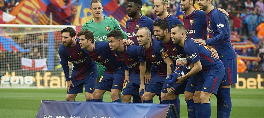 VIDEO FC Barcelona castiga Supercupa Catalunyei la penalty-uri in fata lui Espanyol!