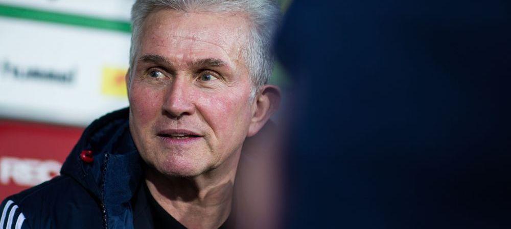 "A anuntat Heynckes cine va fi viitorul antrenor de la Bayern? Varianta propusa public: ""Il apreciez foarte mult!"""