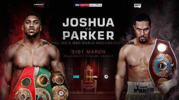 Joshua vs Parker, 31 martie, PROTV | Peste 80.000 de galezi asteptati la meciul anului: Joshua si Parker se bat pentru 3 centuri