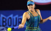 """""""Fetele de aur"""" ale tenisului, OUT dupa un singur meci! Sharapova si Bouchard, eliminate din primul tur la Indian Wells!"""