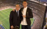 """""""Arata-mi banii!"""" Spaniolii scriu despre mesajul lui Ronaldo pentru Florentino Perez, de la finalul dublei cu PSG"""