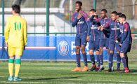 Nu e Photoshop :) PSG are in curte noua senzatie a fotbalului mondial: Barcelona, City si Arsenal il vor deja pe copilul-minune al Europei