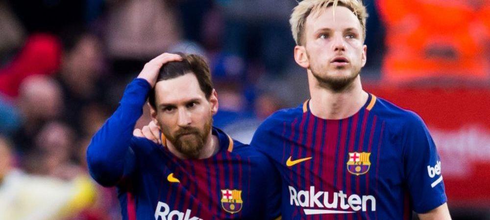 Descindere antidoping in cantonamentul Barcelonei, comandata de FIFA! Noua jucatori au fost testati