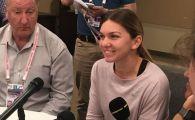SIMONA HALEP LA INDIAN WELLS // Jurnalistii americani au intrebat-o pe Simona daca le doneaza bonusul de 1 mil de dolari daca il va castiga :)) Ce raspuns a dat Halep