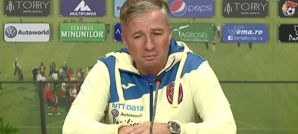 """""""Cand am vazut imaginile am inceput sa plang!"""" Dan Petrescu, afectat de tragedia de la Fiorentina! Gestul facut de CFR Cluj in memoria lui Davide Astori"""