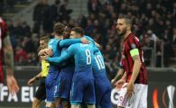 VIDEO AC MILAN 0-2 ARSENAL // Mkhtaryan si Ramsey au marcat, Gattuso spera intr-o seara MAGICA la Londra! Returul este pe 15 martie, in direct la Pro X