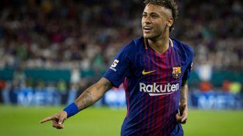 """Anuntul facut de catalani in aceasta dimineata: """"Neymar vrea inapoi la Barcelona!"""" Ce mesaj le-a transmis"""