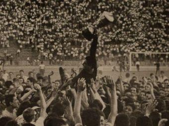 A murit fostul mare portar al Stelei Ion Voinescu la 88 de ani