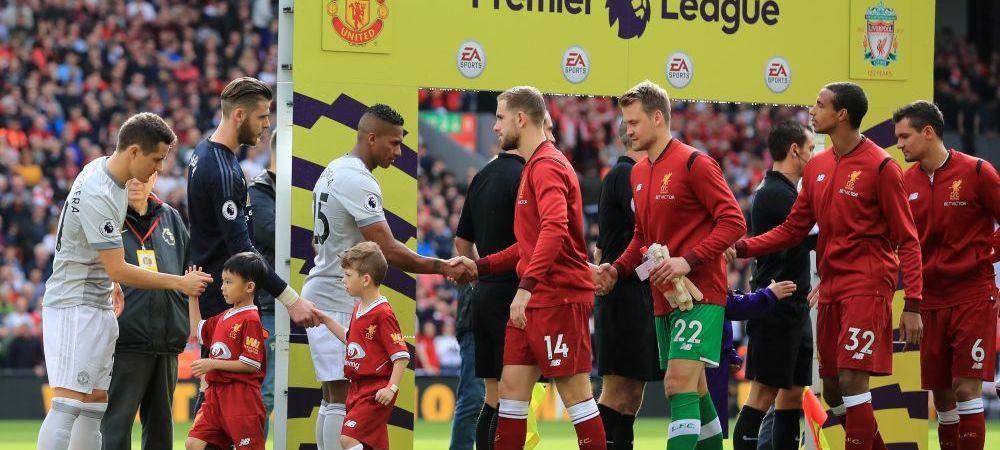 """MAN UNITED - LIVERPOOL // Intepaturi inainte de derby-ul Angliei: """"Noi nu jucam niciodata defensiv sa castigam un punct!"""""""