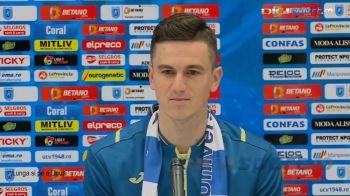 Se amana debutul lui Florin Gardos la CSU Craiova! Ce se intampla cu fundasul central si problema pe care o are Mangia