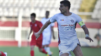 Scor urias facut de Academia Rapid in primul meci oficial al lui 2018: Niculae a dat de unul singur 5 goluri in 23 de minute. Cat s-a terminat partida
