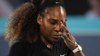 "Serena a luat FOC! Williams a tipat la un jurnalist: ""Scuze, poti vorbi mai tare? Sa auda toata lumea ce vrei sa ma intrebi!"" Intrebarea care a scos-o din minti"