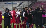 CFR Cluj 2-1 CSM Iasi | GOOOOOL SENZATIONAL OMRANI, in minutul 90+3. Petrescu a explodat in tribuna