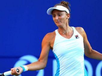 Begu, eliminata de Karolina Pliskova! Irina a inceput foarte bine meciul, dar a cedat psihic
