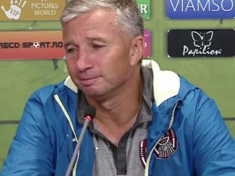 Suspendat pentru derby, Dan Petrescu pregateste o SURPRIZA: mutarea prin care poate castiga meciul cu Steaua desi va sta in tribune!