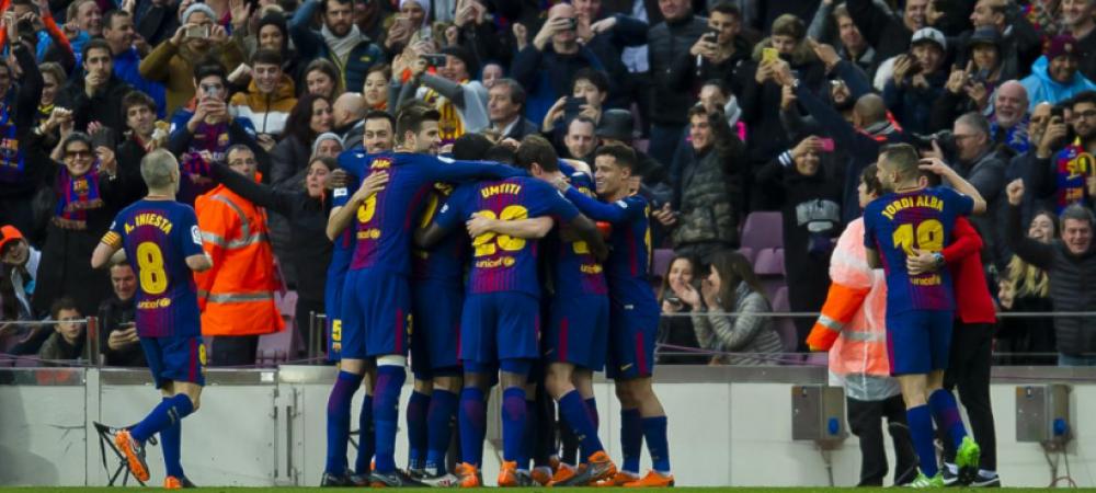 Super transfer realizat de Barcelona printr-un simplu SMS! Mesajul avea doar TREI CARACTERE: suma de transfer a fotbalistului