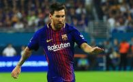 ULTIMA ORA | Messi, OUT din lotul Barcelonei pentru meciul cu Malaga din aceasta seara! Anuntul oficial al clubului: de ce lipseste starul argentinian