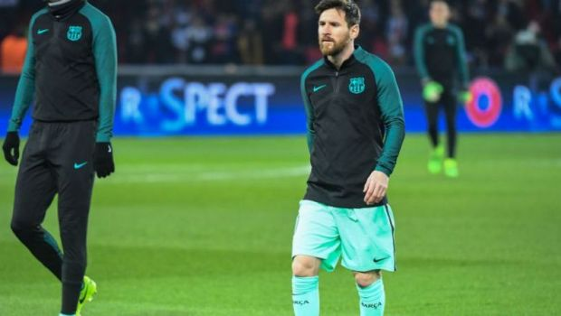 """""""Hat-trick"""" pentru Messi :) Spaniolii au aflat motivul pentru care a fost scos din lot: va fi tata pentru a treia oara"""