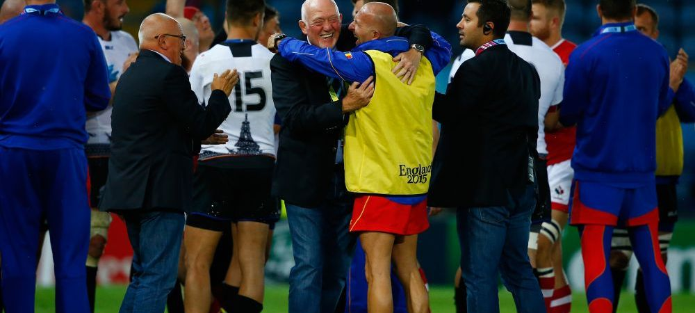 "Romania a ramas fara selectioner la rugby! Lynn Howells si-a anuntat plecarea dupa 5 ani petrecuti pe banca tehnica: ""Nu e usor"""