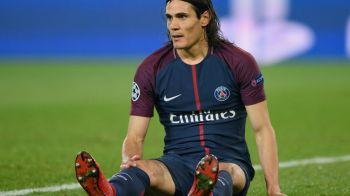 Cavani ajunge in Premier League la vara! Anuntul francezilor, dupa ce seicii lui PSG s-au hotarat sa schimbe radical echipa