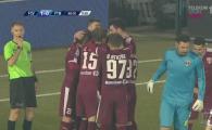 Gafa uriasa a lui Maxi Oliva in minutul 90+2 o ingroapa pe ACS Poli la Voluntari! Cernat a decis meciul din penalty