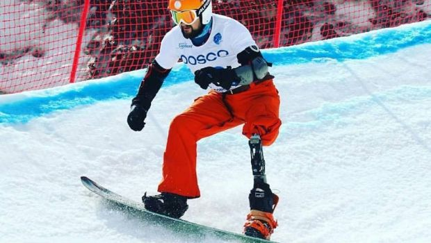 Romania are un singur sportiv la Jocurile Paralimpice de Iarna